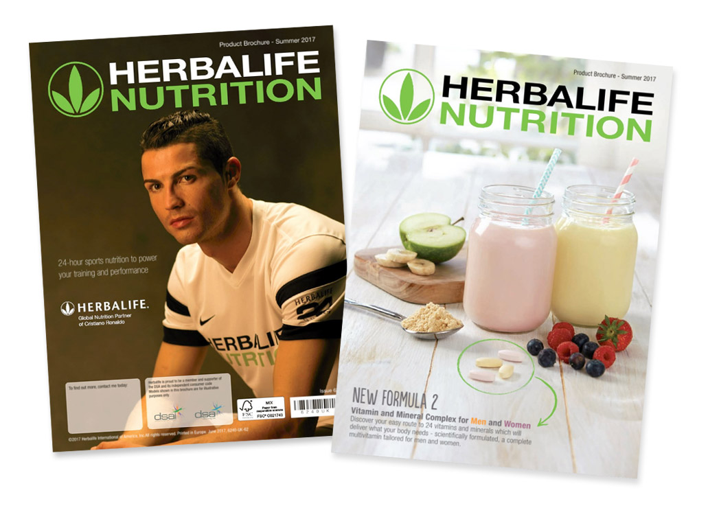 herbalife product brochure spring 2016